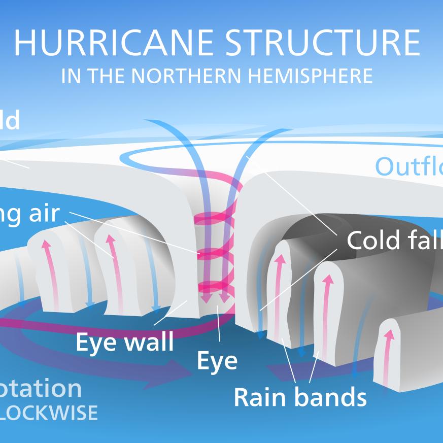 virmuze exhibit The Ingredients of a Hurricane logo main