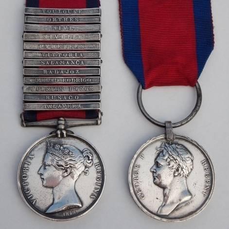 virmuze exhibit The Medals of Edward Kelk logo main