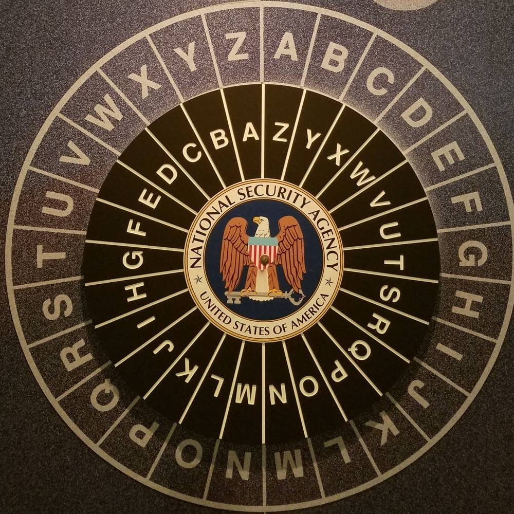 virmuze exhibit What Is Cryptology? logo main