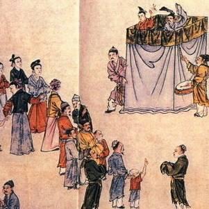 virmuze exhibit Yuan Dynasty Costumes in Cinema and Opera logo main