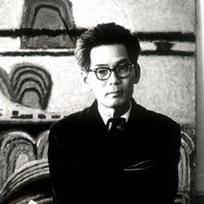 virmuze exhibit Whanki Kim (1913-1974) logo main