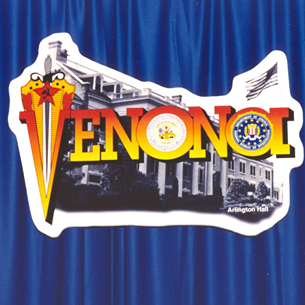 virmuze exhibit VENONA logo main