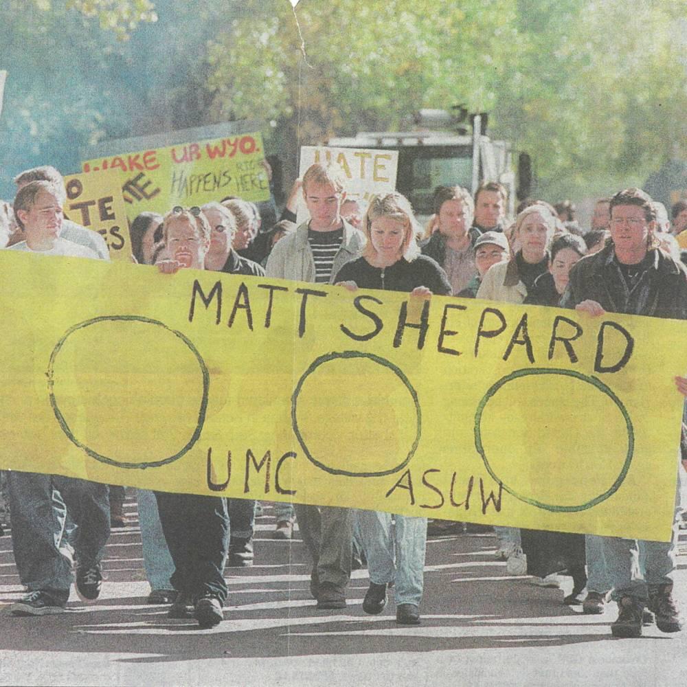 virmuze exhibit In Memorial: Matthew Shepard logo main