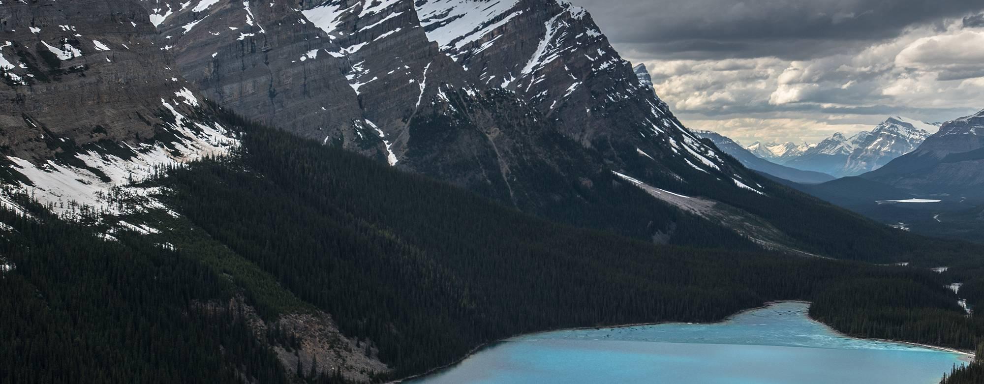 virmuze exhibit Canadian Rockies logo main banner