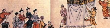 virmuze exhibit Yuan Dynasty Costumes in Cinema and Opera logo main banner