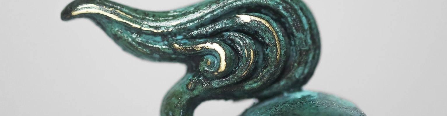 virmuze exhibit Jade in the Past logo main banner