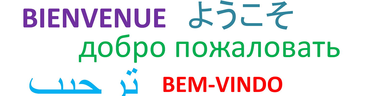 virmuze exhibit Language logo main banner