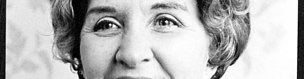 virmuze exhibit Vera Glaser: A Pioneer for Women's Rights logo main banner