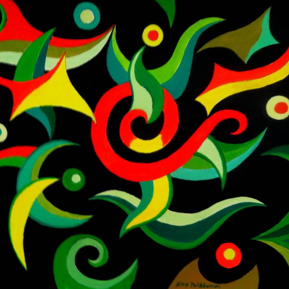 virmuze museum Nina Valetova Art Museum main logo