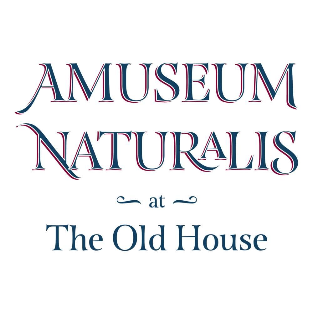 virmuze museum Amuseum Naturalis at The Old House main logo