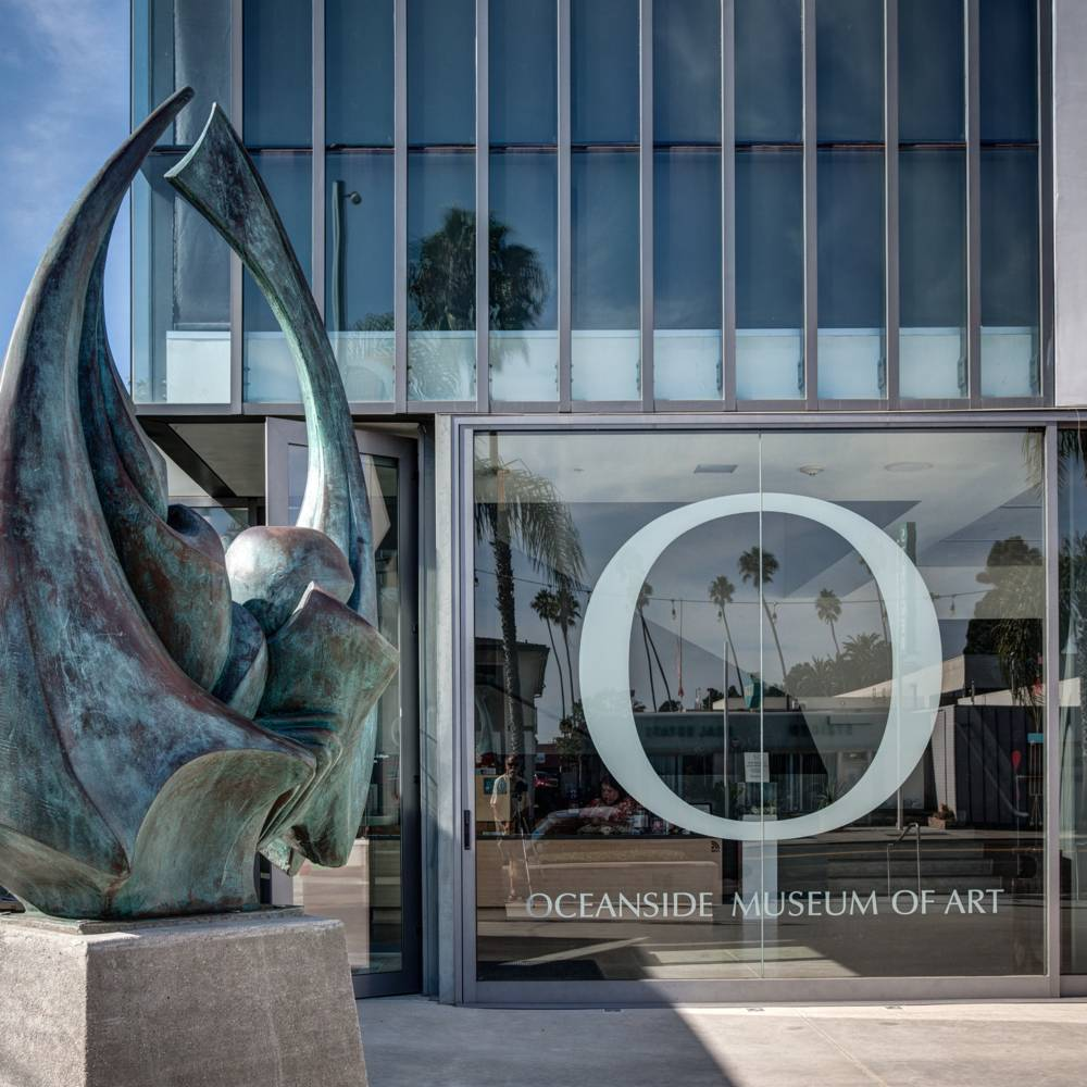 virmuze museum Oceanside Museum of Art main logo