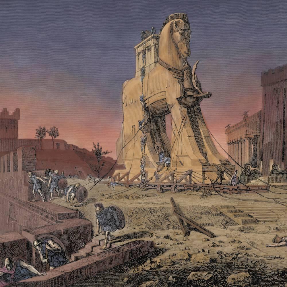 virmuze museum The Trojan War Experience main logo