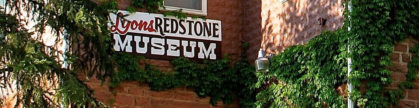 virmuze museum Lyons Redstone Museum main banner